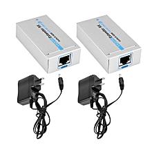 ANQ-E60 60M HDMI Extender 1080p 3D HDMI Transmitter Receiver RJ45 Converter