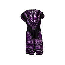 Dashiki Dress - Multicoloured