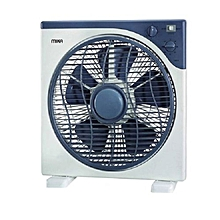 "MFB1210/DG - Box Fan, 12"", 5 Pc Blade - Grey"