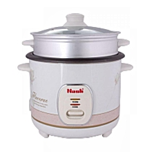 Rice Cooker - 1Litres - 700W - S/Steel