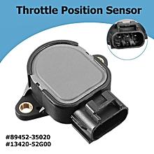 Throttle Position Sensor TPS For Toyota Chevrolet Suzuki Pontiac # 89452-35020