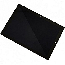 Lcd Screen Complete Screen Lcd Display Touch Screen Replacement Parts  Black For Microsoft Surface Pro 3 1631 V1.1 V1.0