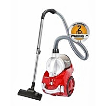 ST-VC0263 - Vacuum Cleaner - 1600W - Red..