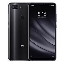 Xiaomi Mi 8 Lite, 4GB+64GB, Global Official Version, Dual AI Rear Cameras, Fingerprint Identification, 6.26 inch Notch Screen MIUI 10 Qualcomm Snapdragon 660 AIE Octa Core up to 2.2GHz, Network: 4G, Dual SIM(Grey)