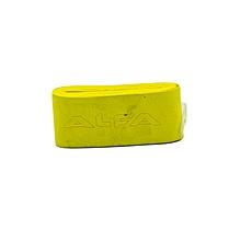 Hockey Grip Chamois- Yellow-