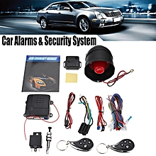 12V Electrical Car Alarms & Security Systems RemoteControl Univerdal For Cars