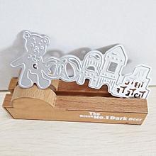 Metal Cutting Dies Stencil DIY Scrapbooking Embossing Album Paper Card Craft F