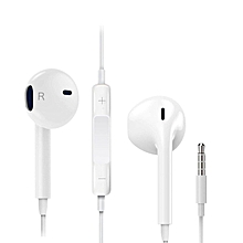 Earphones, Earbuds, Stereo Headphones and Noise Isolating headset With Mic and Remote Control for Apple iPhone iPod iPad and Android