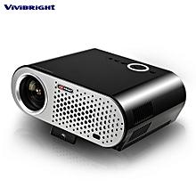 GP90 Video Projector 3200 Lumens 1280 x 800 BLACK-UK PLUG