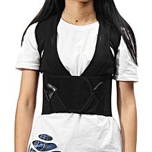 Posture Corrector Back Support Belt Shoulder Brace Back Pain Treat Adjustable L