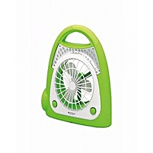 Lontor Portable Handheld Multi-Functional Rechargeable Fan