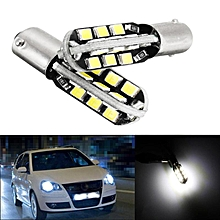 Car Auto LED BA9S canbus T4W led W5W Canbus 24led Light Bulb No error car led light