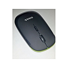 Wireless Mouse - - 2.4 Ghz - With USB Receiver - Black