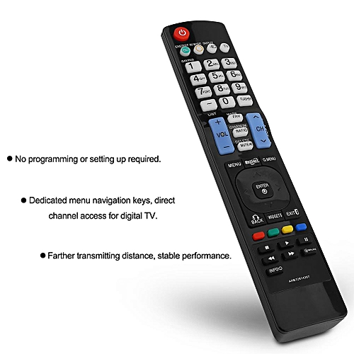 Replacement Smart TV Remote Control Television Controller for LG AKB72914207