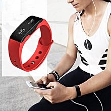 Smart Sport Wristband L28T OLED Display Waterproof Fitness Sleep Tracker RD