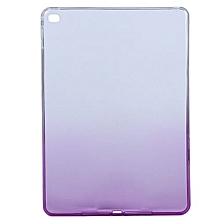 TPU Tablet Back Cover Gradient Color Case For IPad Air 2