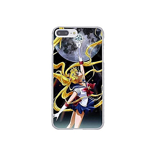 Generic Lovely Cute Sailor Moon Cartoon Phone Cover For Apple IPhone 6 Plus    6s Plus   Best Price  dacb63cc2