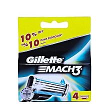 Mach 3 Cart 4's