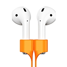 Anti-Lost Magnetic Absorption Silicone Neckband Earphone Cable Strap For APPLE Airpods