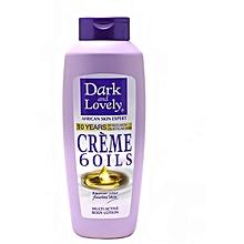 Crème 6 Body Lotion - 400ML