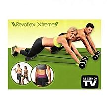 Revoflex Xtreme Exercise Premium Trainer -Black