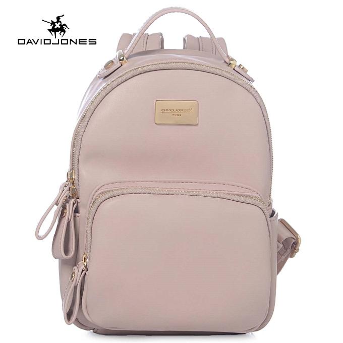 a23803e0d0 DAVID JONES Women Mini Backpack Teenager Girls School Bags Female ...