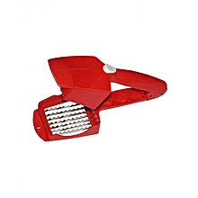 Vegetable & Herbs Slicer - Red