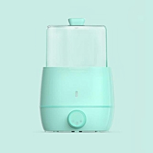 Mama Bottle Warmer Multifunction Baby Milk Heating Smart Milk Bottles Sterilizer Thermostat Disinfection Food Steam Heatings#Green