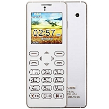 MELROSE T1 1.54 inch Full Touch Card Phone FM Back Camera Audio Player Sound Recorder
