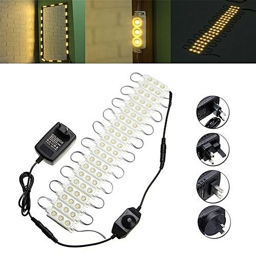 Sorbus Music Led 197 Under Cabinet Strip Light: Buy UNIVERSAL 10ft LED Mirror Light Kit Hollywood Makeup