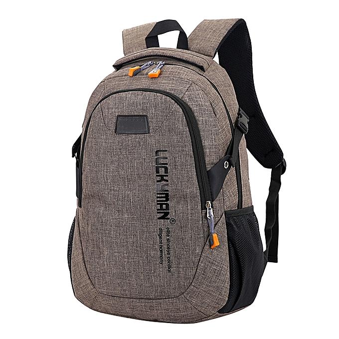 guoaivo Backpack canvas Travel bag Backpacks Unisex laptop bags Designer  student bag 8e044b2fce
