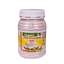 Impacts Pink Himalayas Salt