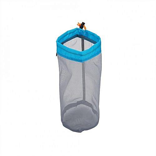 369c1b87c15a Justgogo Storage Bag, Ultralight Mesh Drawstring Sack Travel Hiking Storage  Bag Camping Stuff Storage Bag