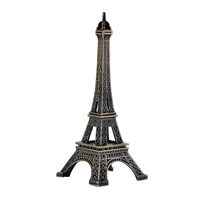 Allwin zinc alloy home decor eiffel tower model art crafts for Home decorations on jumia