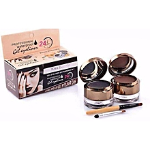 2 in 1 eyeliner & eyebrow gel