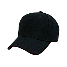 b5c50665befead Men's Women's plain Cap Adjustable ...