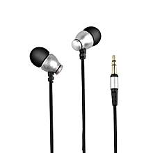 3.5MM Plug Stereo Music Deep Bass In-ear Earphones Headphone