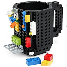 High Quality Creative DIY Build on Mug