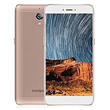 E2C 4G Smartphone 5.0 inch Quad Core 1GB RAM 16GB ROM -CHAMPAGNE GOLD