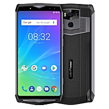 Power 5S, Dual 4G, 4GB+64GB, 6.0 Inch Android 8.1 Dual Back Cameras + Dual Front Cameras, 13000mAh Battery - Black