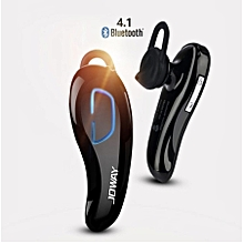H02 Bluetooth Stereo 4.1 Headset-Black