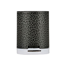 Mini Audio Wireless Bluetooth Speaker Durable Support TF Card Crackle Hiking Outdoor LED Speaker Music Player Indooor