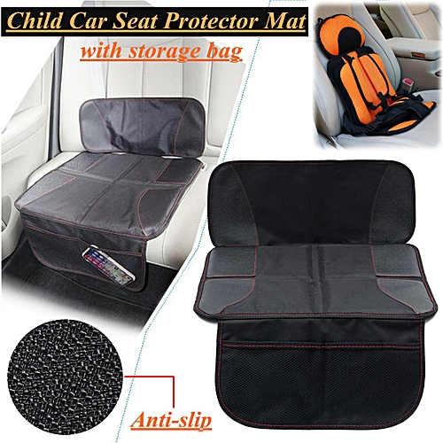 Baby Child Kid Car Auto Seat Protector Mat Cushion Cover Oxford Cloth Anti Slip