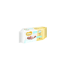 Baby Wipes Newborn Pure 64 Pieces