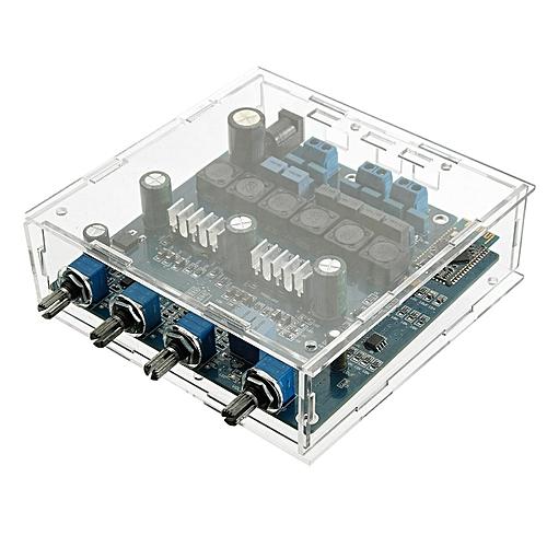 TPA3116 100W+2*50W Class D Amplifier Board Bluetooth 2 1 Amplifier Board +  Case