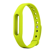Wrist Band Replacement Bracelet For Xiaomi Band Grass Green