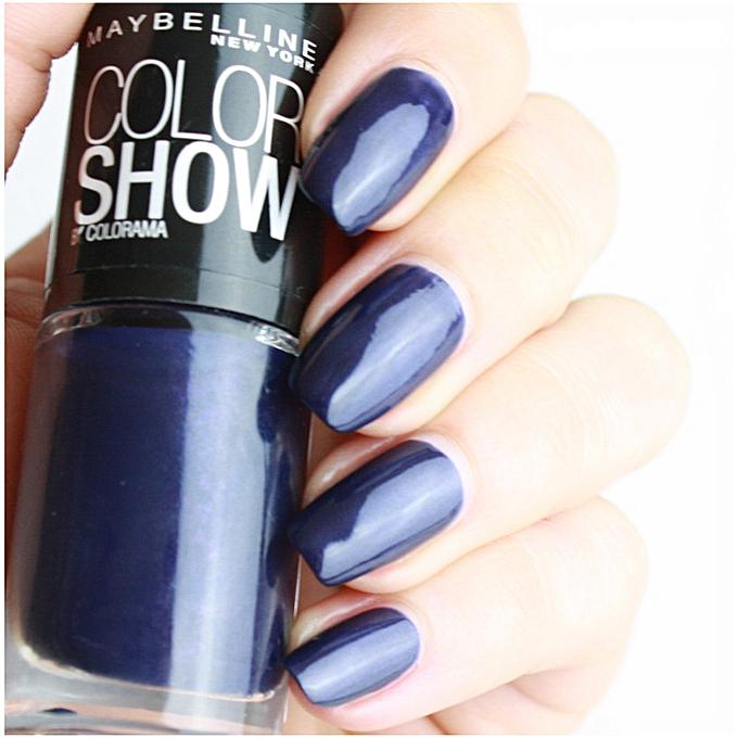 MAYBELLINE Color Show Nail Polish -103 Marinho @ Best Price Online ...