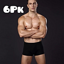 6Pcs Cotton Quality Men's Brief Boxers