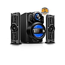 AHT-ZX30A - 2.1 Ch - 4000W - SubWoofer - Bluetooth - Black
