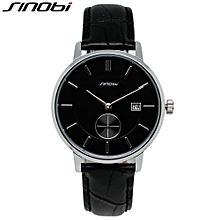 casual men wrist watches of back light stainless steel watchband top brand luxury male geneva quartz clock meskie zegarki